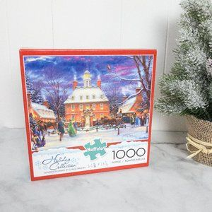 Buffalo Games 1000 Piece Puzzle Governor's Party
